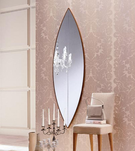 Modern mirrors and creative mirror designs for Mirror design