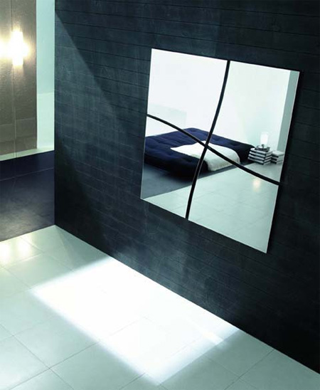 Rocco Contemporary Mirror