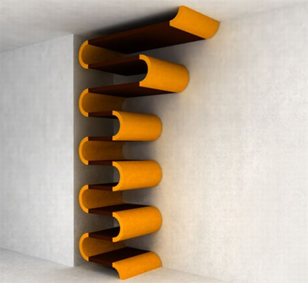 Modern Shelves by Maria Yasko 3