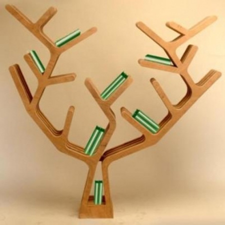 Modern and creative bookshelf designs - Wonderful bookshelf design in unique design and ideas ...
