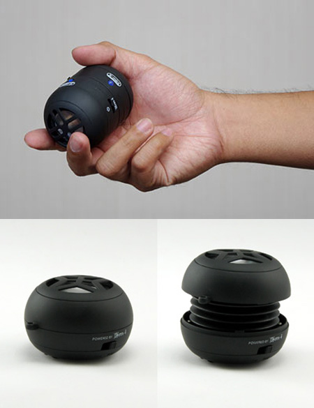X-mini iHome Capsule Speaker