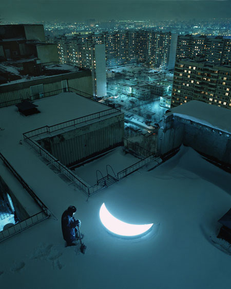 Beautiful Moon Photography from Russia 3