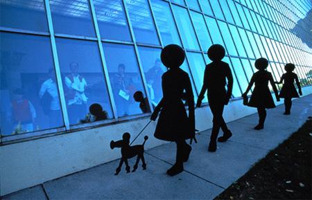 The Pedestrian Project by Yvette Helin