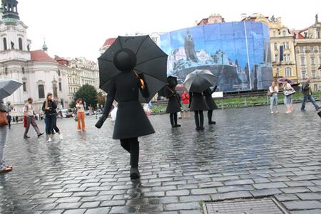 The Pedestrian Project by Yvette Helin 2