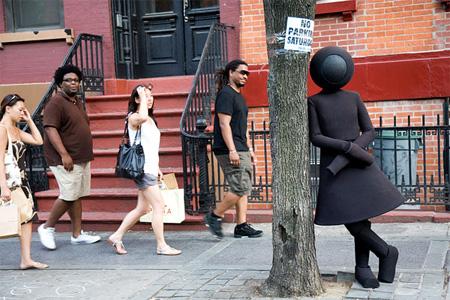 The Pedestrian Project by Yvette Helin 3