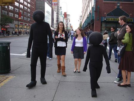 The Pedestrian Project by Yvette Helin 5