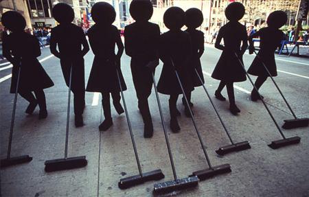 The Pedestrian Project by Yvette Helin 7