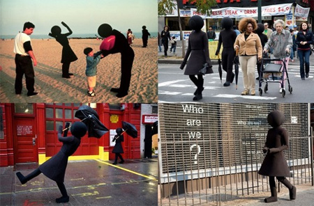 The Pedestrian Project by Yvette Helin 10