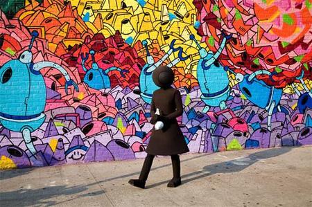 The Pedestrian Project by Yvette Helin 11