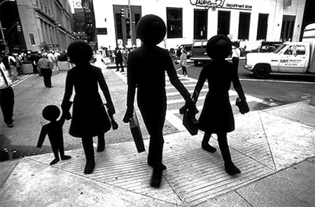 The Pedestrian Project by Yvette Helin 12