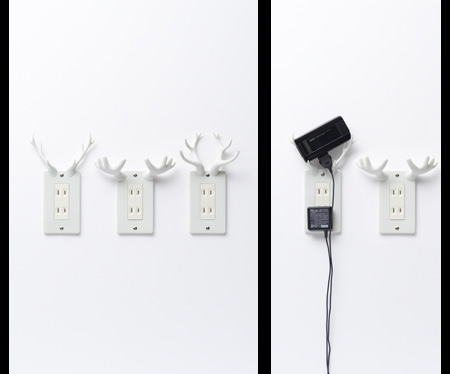 Socket Deer Outlet Cover