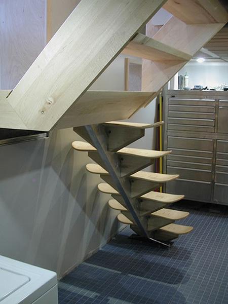 Skateboard Stairs 2