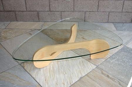 Skateboard Tokyo Lounge Table
