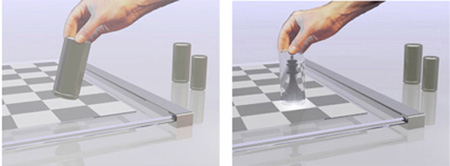 Transparent Chess Set 2