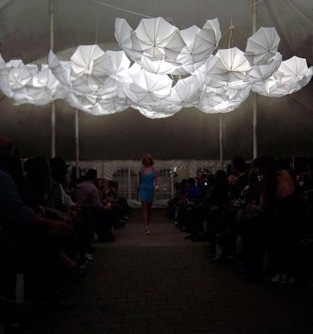 Cumulous Light Canopy by Steven Haulenbeek