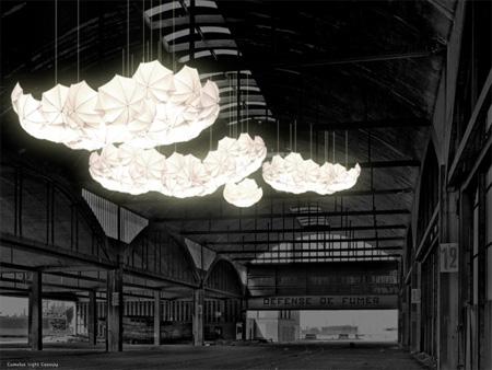 Cumulous Light Canopy by Steven Haulenbeek 2