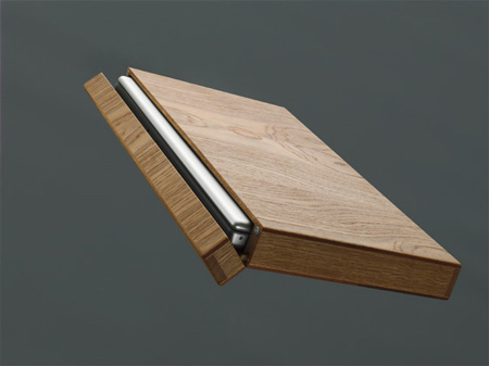 Wooden Laptop Case by Rainer Spehl 2