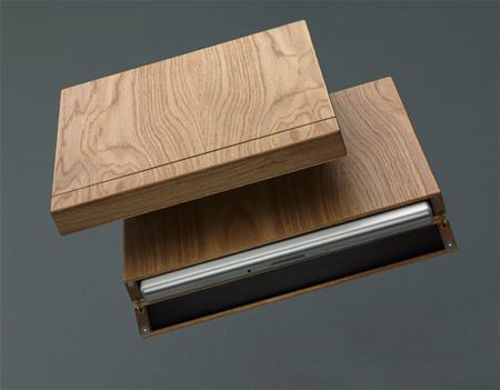 Wooden Laptop Case by Rainer Spehl 5