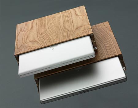 Wooden Laptop Case by Rainer Spehl 6