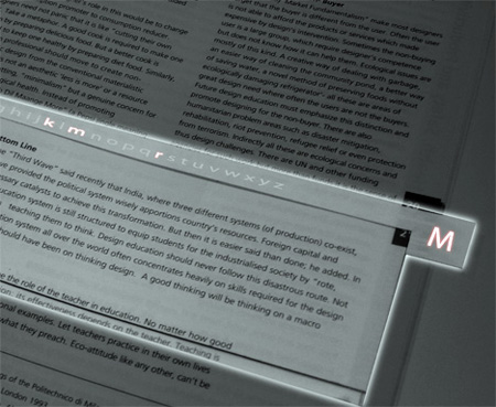MARK Bookmark