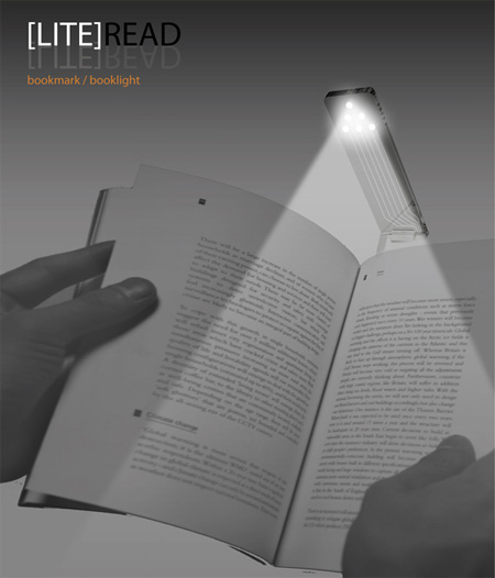 LED Bookmark Booklight