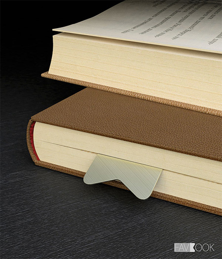 Favbook Bookmark 3