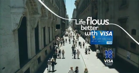 Life Flows Better With Visa
