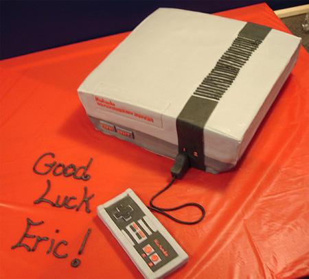 NES Cake