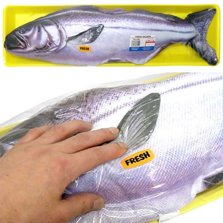 Fresh Salmon Pillow