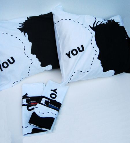 Unique Pillows and Creative Pillow Designs Seen On www.coolpicturegallery.net Pillow for Singles