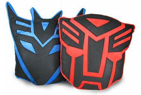 Unique Pillows and Creative Pillow Designs Seen On www.coolpicturegallery.net Transformers Pillows