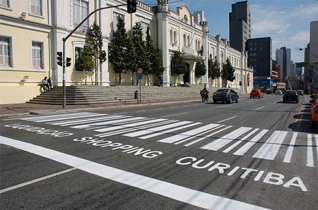 Shopping Curitiba Crosswalk 2