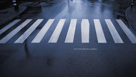 Funeral Home Zebra Crossing