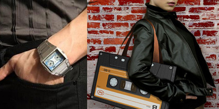 Cassette Tape Inspired Gadgets and Designs