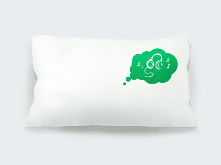 iDream Pillows from Studio Psyho 2