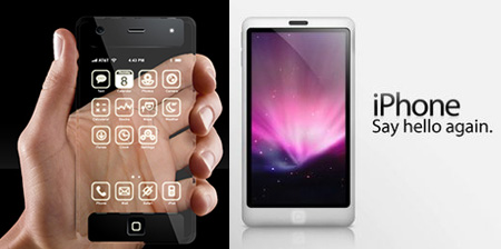 10 Beautiful Apple iPhone Concepts