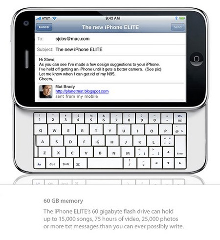 iPhone ELITE Concept