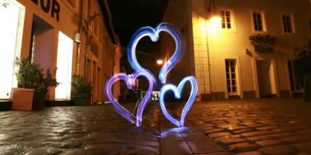 Beautiful and Creative Light Writing Videos