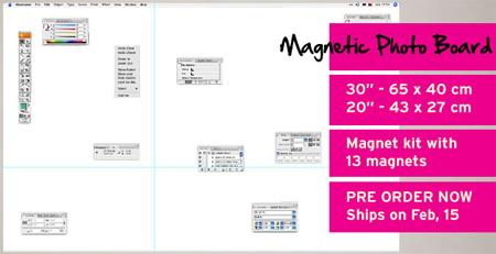 Photoshop and Illustrator Magnet Kits 6