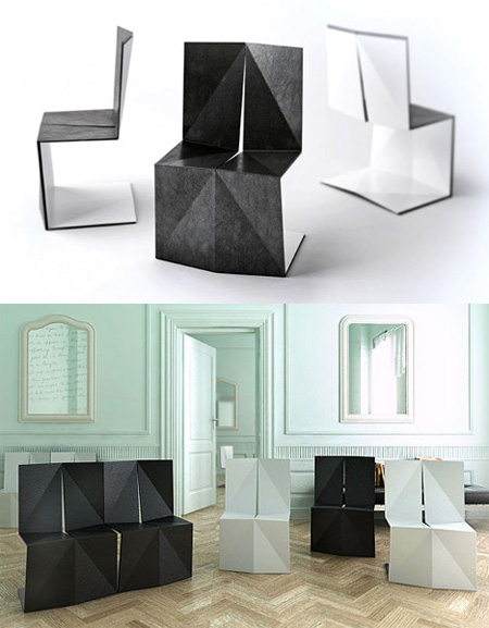 Origami Chairs