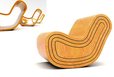 Modern Chairs And Creative Chair Designs