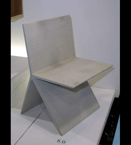 8.0 Ductile Concrete Chair