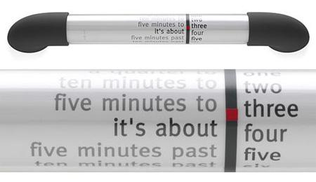 Tubular Time Clock