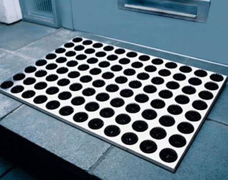 Steel Doormat