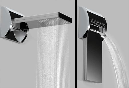 The Aquavolo Shower
