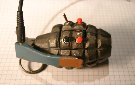 Grenade MP3 Player