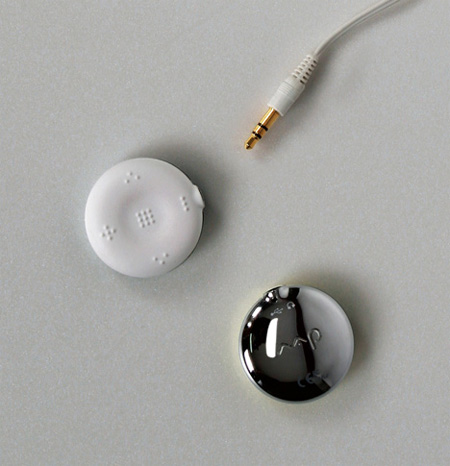 Tactile MP3 Player