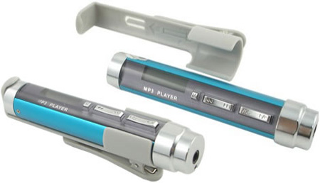 Lightsaber MP3 Player