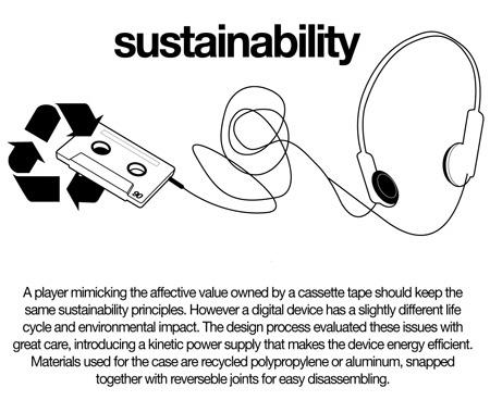 NVDRS Cassette Tape MP3 Player Concept 10