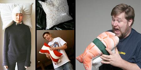 unique pillows and creative pillow designs Unique Pillows Creative Pillow Designs